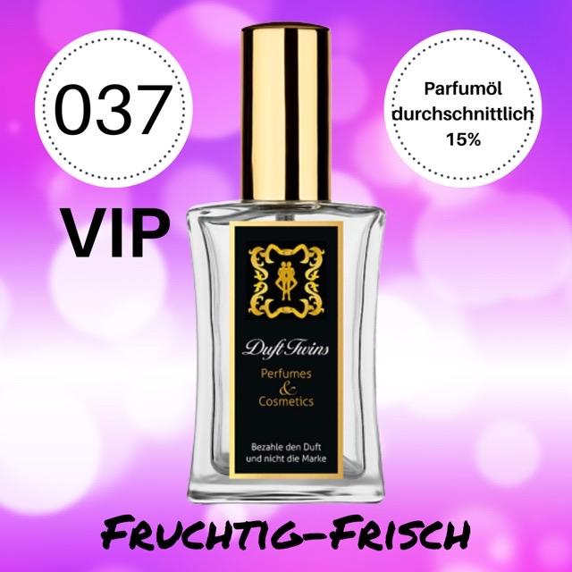 Bild zum Artikel Eau de Parfum fr Damen DuftTwins - DTE037 - Fruchtig Frisch Blumig S