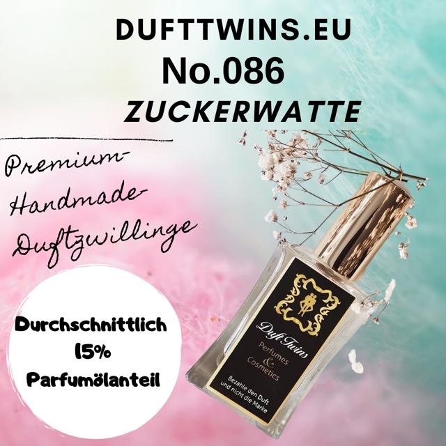 Bild zum Artikel Eau de Parfum fr Damen Pure Essence No.086 Zuckerwatte