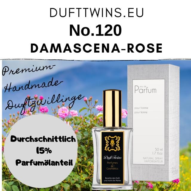 Bild zum Artikel Eau de Parfum fr Damen Pure Essence No.120 Damascena-Rose