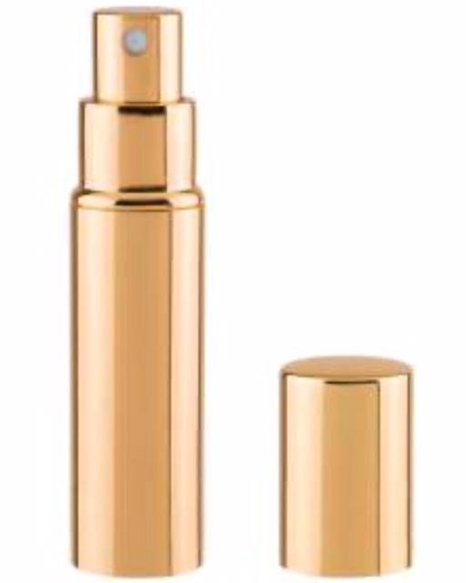 Bild zum Artikel: Leerer Taschenzerstäuber / Gold / 8ml / Zum umfüllen aus unseren normalen Flakons geeignet