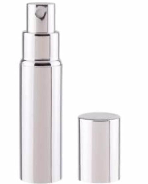 Bild zum Artikel: Leerer Taschenzerstäuber / Silber / 8ml / Zum umfüllen aus unseren normalen Flakons geeignet