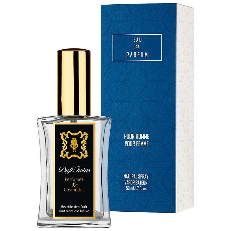 Bild zum Artikel: Eau de Parfum für Damen DuftTwins - DTE001 - Blumig Orientalisch Süß