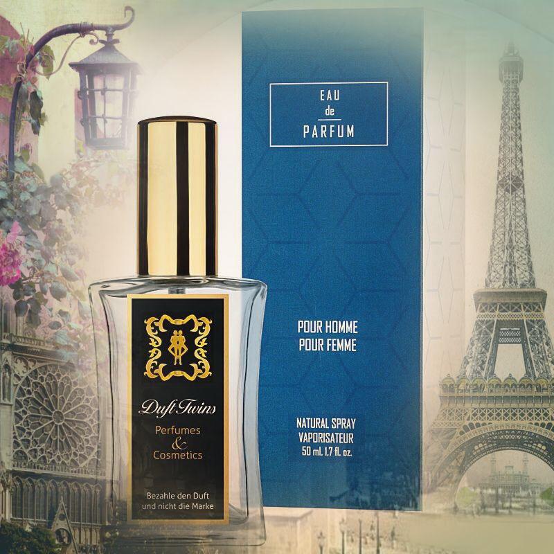 Bild zum Artikel: Eau de Parfum für Damen DuftTwins - DTE004 - Blumig Pudrig Frisch Süß