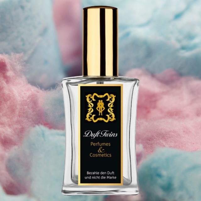 Bild zum Artikel: Eau de Parfum für Damen DuftTwins - DTE086 - Zuckerwatte