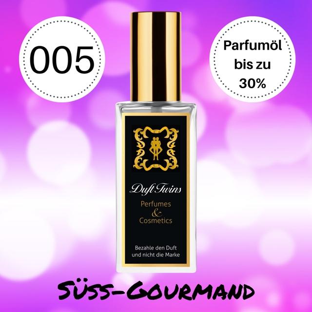 Bild zum Artikel: Extrait de Parfum für Damen DuftTwins - DT005 - Süß Gourmand Orientalisch Pudrig