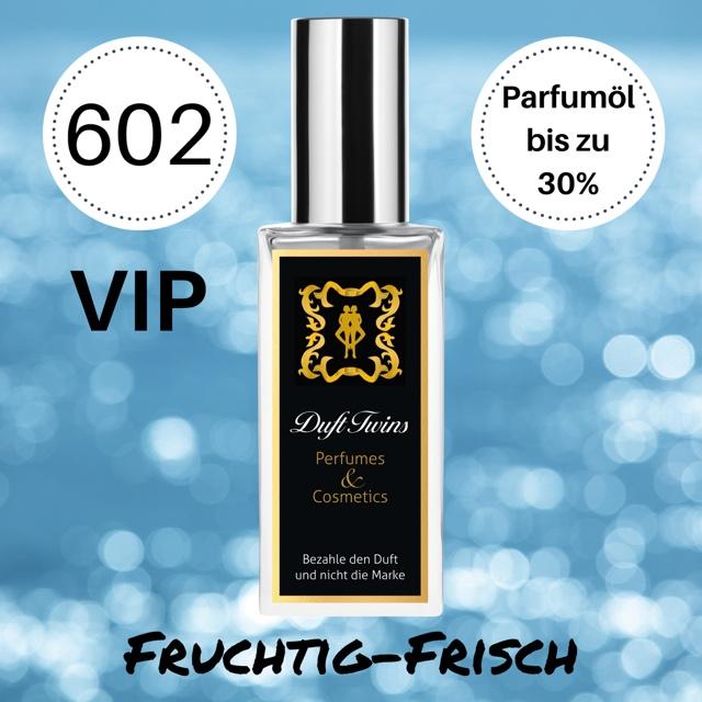 Bild zum Artikel: Extrait de Parfum für Herren DuftTwins - DT602 -Fruchtig Frisch Holzig Rauchig Würzig Zitrisch