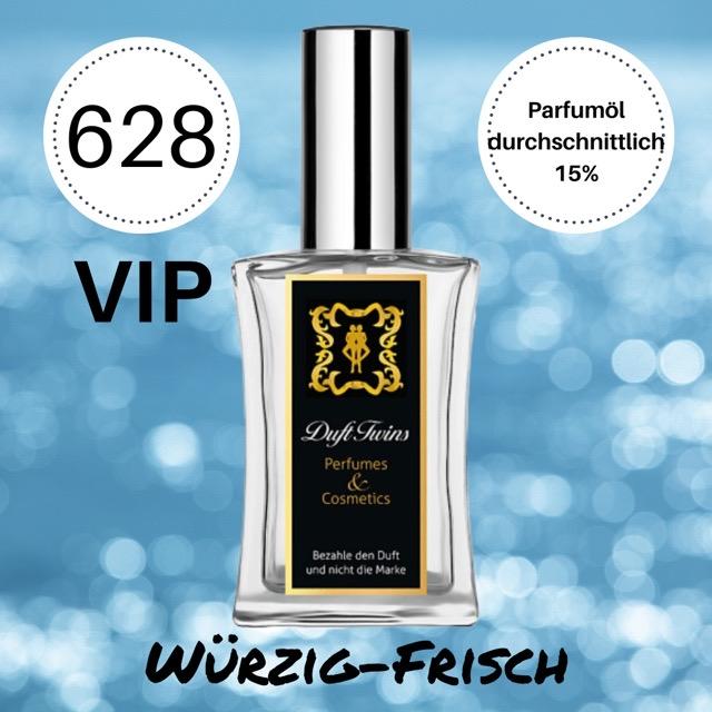 Bild zum Artikel: Eau de Parfum für Herren DuftTwins - DTE628 - Würzig Frisch Holzig Zitrisch Grün