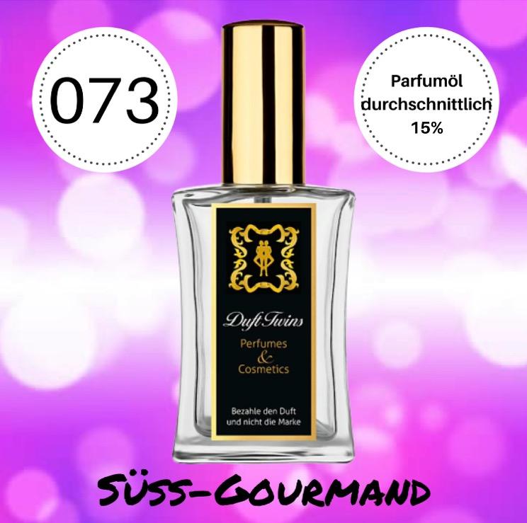 Bild zum Artikel: Eau de Parfum für Damen DuftTwins.eu - No.073 - Süß Gourmand Fruchtig Blumig