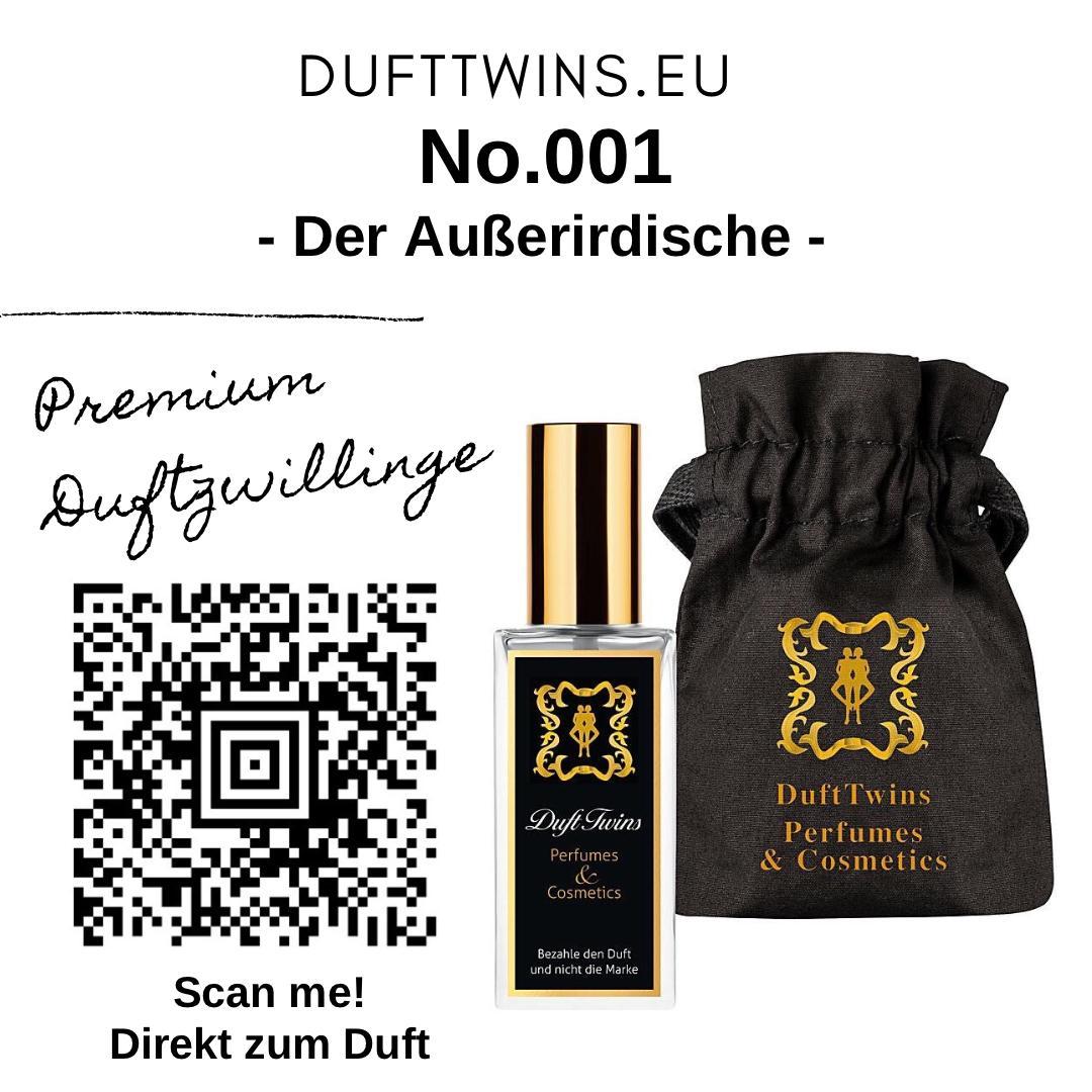 Bild zum Artikel: Extrait de Parfum für Damen No.001 Blumig Orientalisch Süß