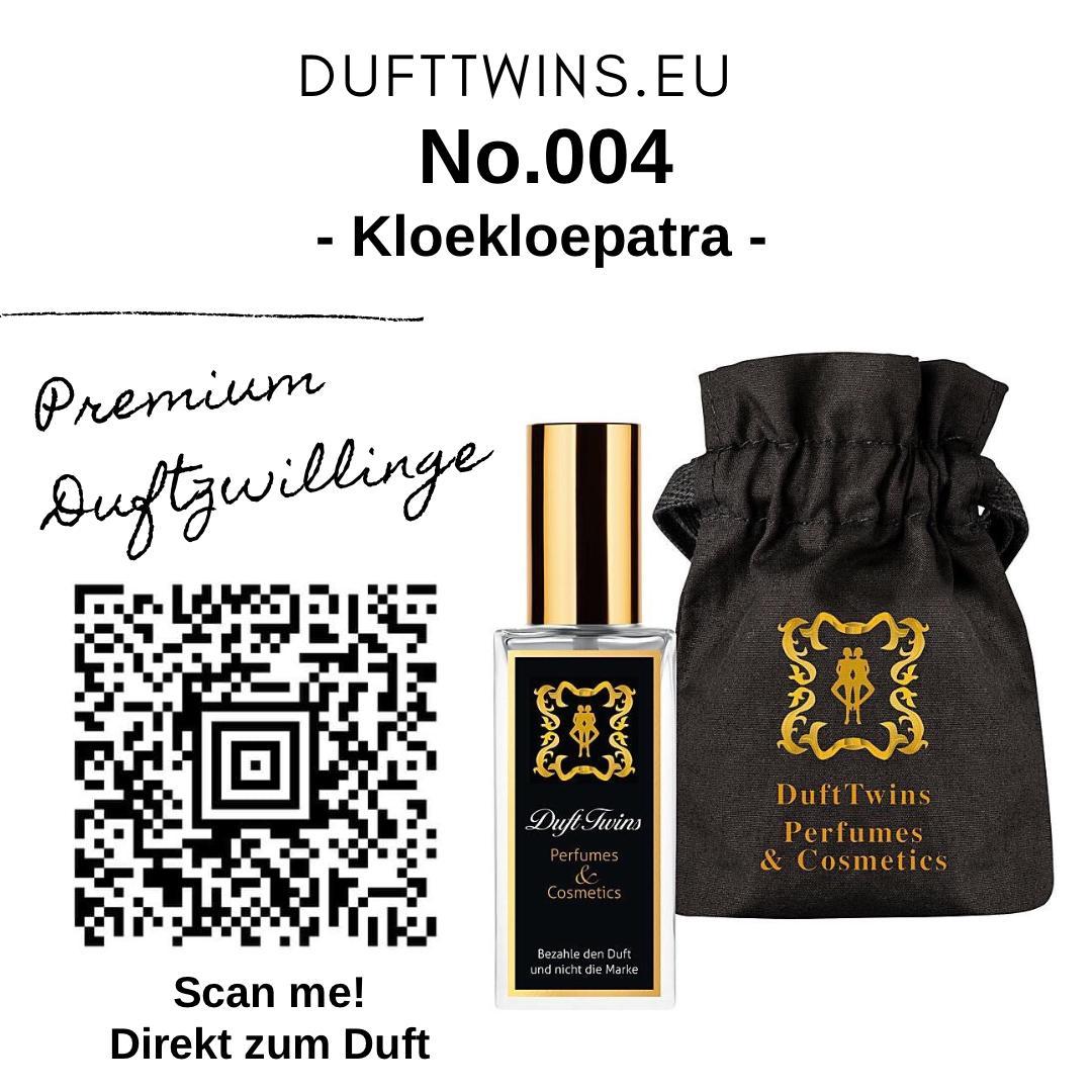 Bild zum Artikel: Extrait de Parfum für Damen No.004 Blumig Pudrig Frisch Süß