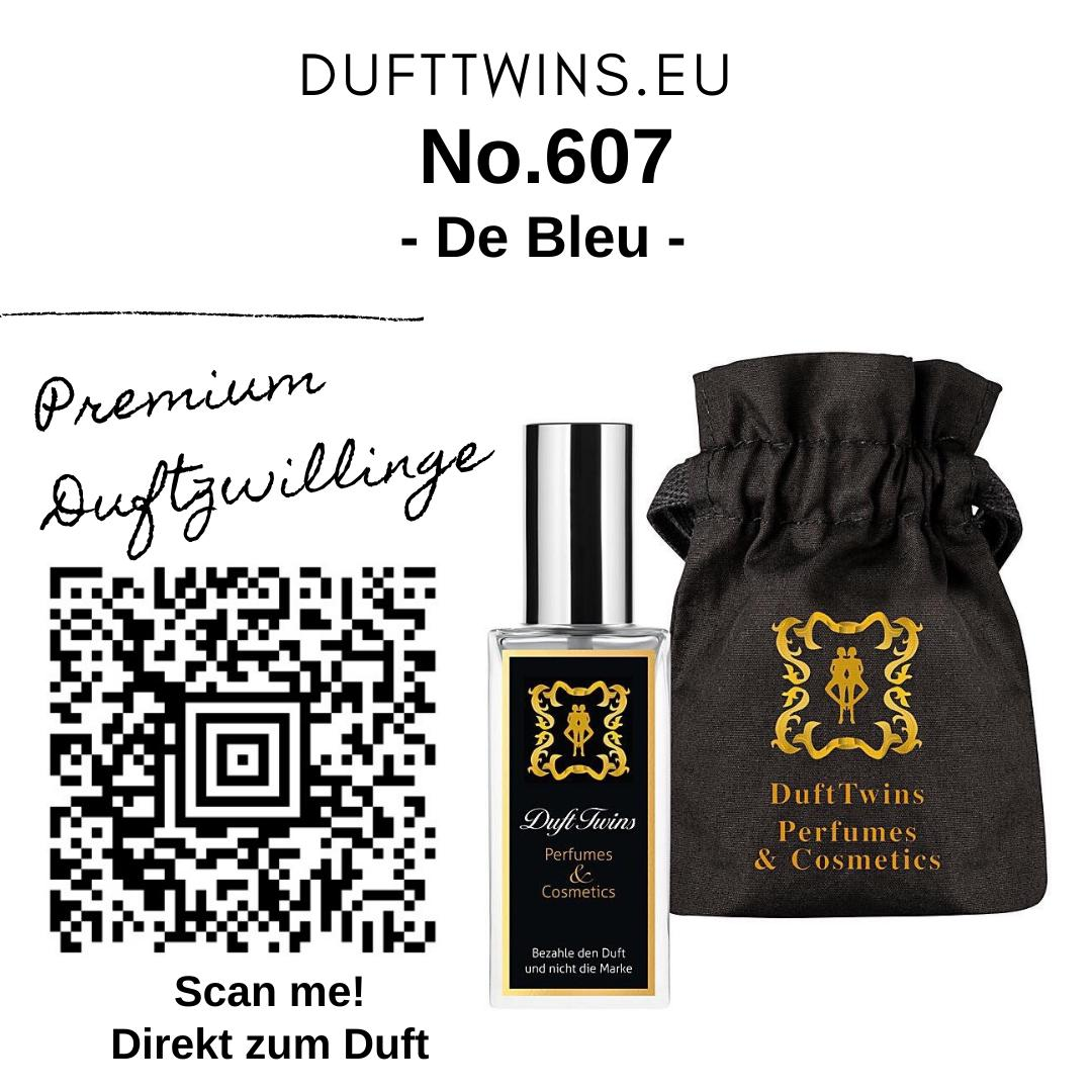 Bild zum Artikel: Extrait de Parfum für Herren No.607 Frisch Zitrisch Holzig Würzig Aquatisch