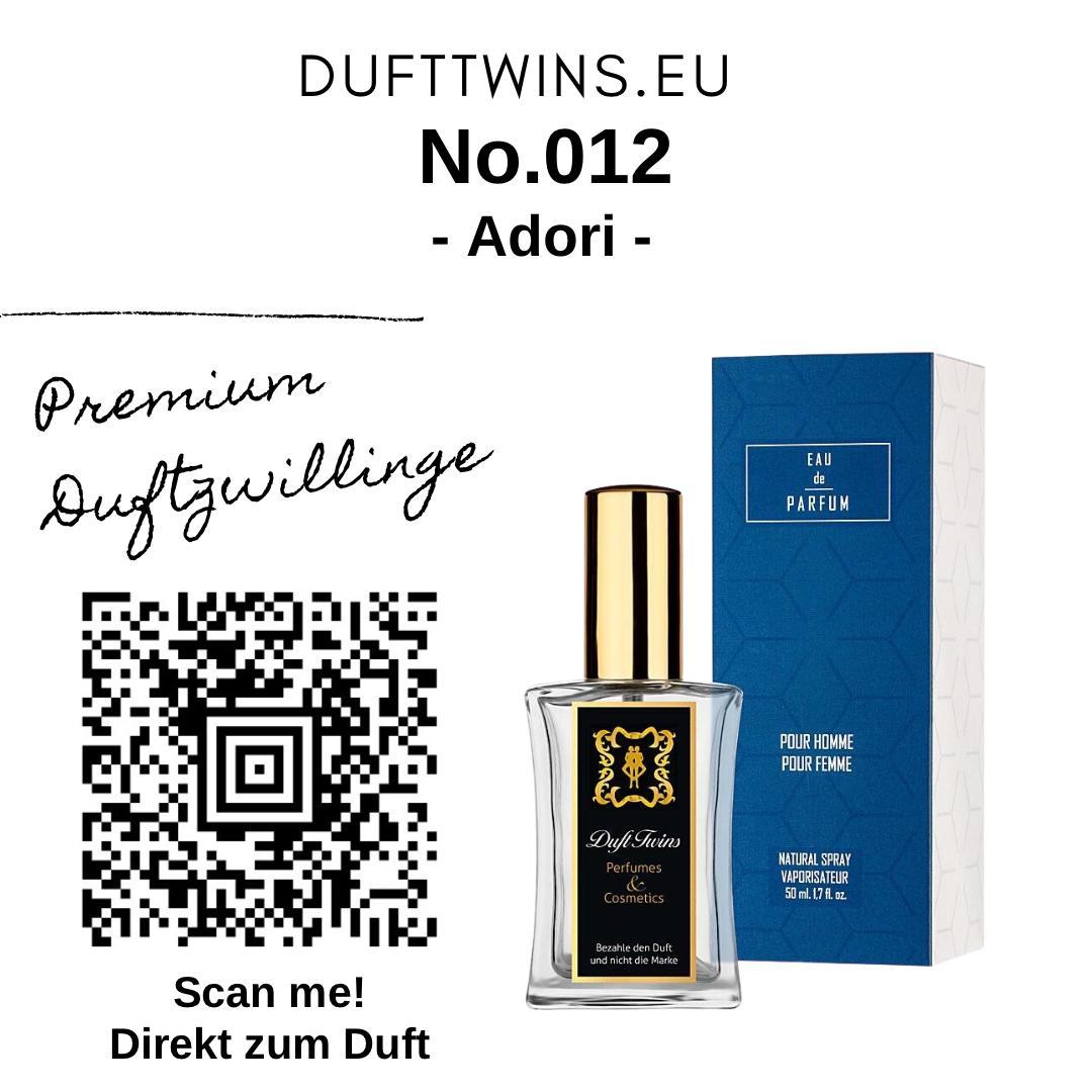 Bild zum Artikel: Eau de Parfum für Damen DuftTwins.eu - No.012 - Blumig Süß Frisch Fruchtig