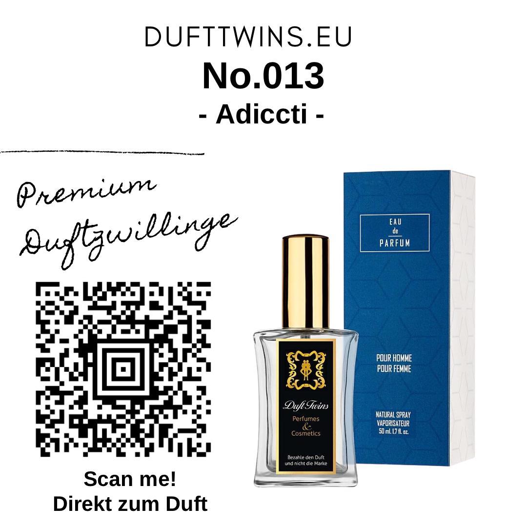 Bild zum Artikel: Eau de Parfum für Damen DuftTwins.eu - No.013 - Orientalisch Süß Blumig Würzig Pudrig