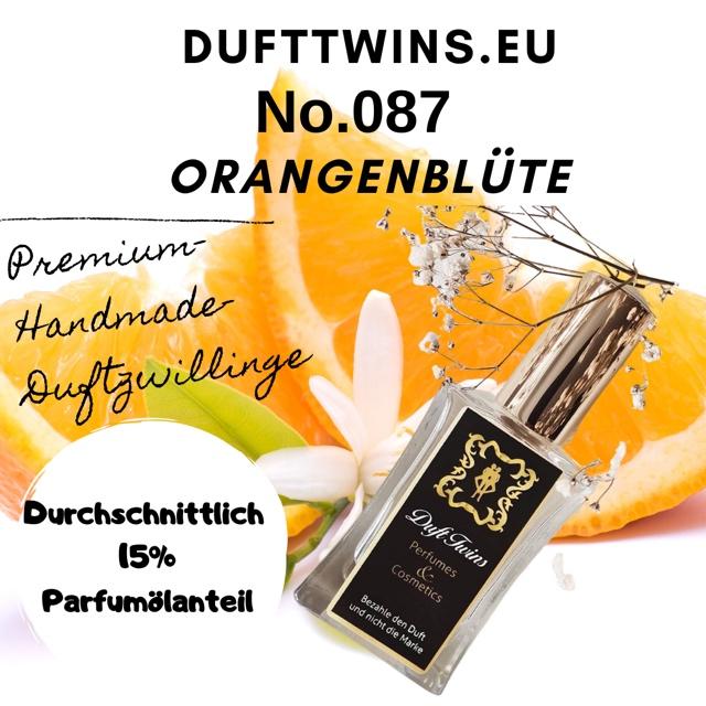 Bild zum Artikel: Eau de Parfum für Damen (Pure Essence) No.087 Pure Orangenblüte - Orange