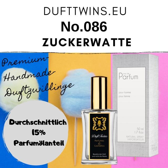 Bild zum Artikel: Eau de Parfum für Damen (Pure Essence) No.086 Zuckerwatte