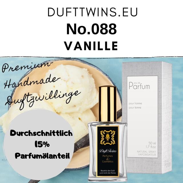 Bild zum Artikel: Eau de Parfum für Damen (Pure Essence) No.088 Pure Vanille