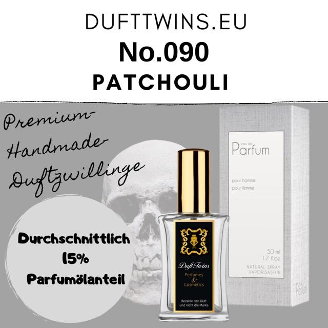 Bild zum Artikel: Eau de Parfum für Damen (Pure Essence) No.090 Pures Patchouli / Patchouly Gothic