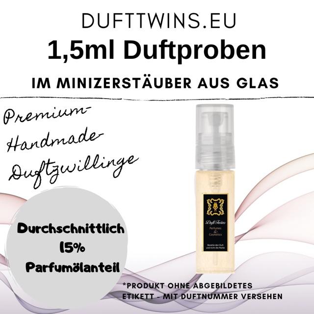 Bild zum Artikel: Duftproben / Parfumproben / Herren / 1,5ml / Bitte in der Artikelbeschreibung unten die Nummern auswählen!