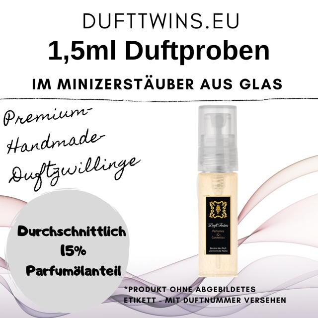 Bild zum Artikel: Duftproben / Parfumproben / Pure-Essence / 1,5ml / Bitte in der Artikelbeschreibung unten die Nummern auswählen!