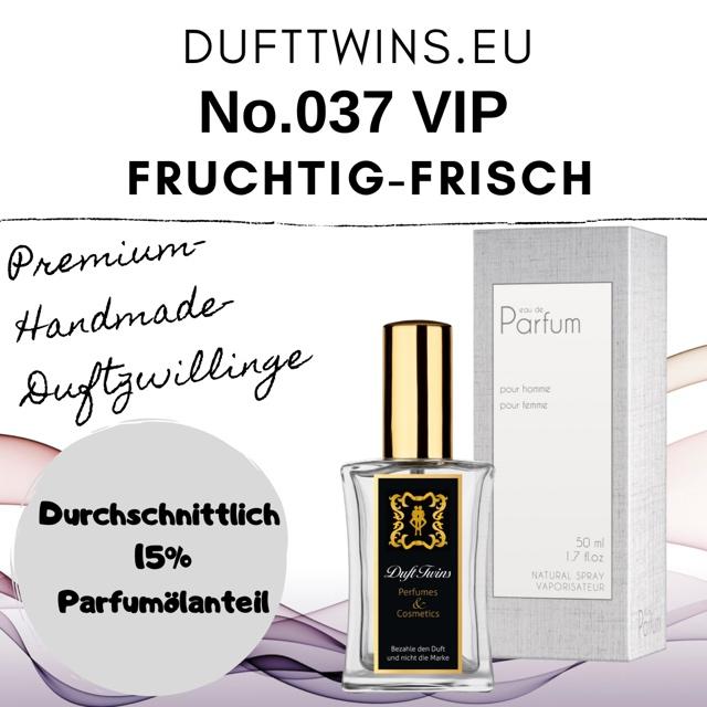 Bild zum Artikel: Eau de Parfum für Damen - No.037 - Fruchtig Frisch Blumig Süß